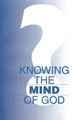 The Westminster Conference 2003: Knowing the Mind of God (Puritan Papers)