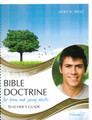 Bible Doctrine for Teens and Young Adults, Vol. 2 (Teacher's Guide)