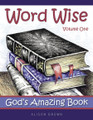 Word Wise, Vol 1: God's Amazing Book (Brown)