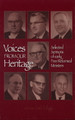 Voices from Our Heritage: Selected Sermons of Early Free Reformed Ministers