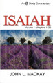 Isaiah volume 1  (chapters 1-39)