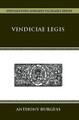 Vindiciae Legis (Hardcover)