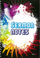 Sermon Notes (Jones)