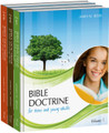 Bible Doctrine for Teens and Young Adults, 3 Vols.