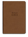 The Reformation Heritage KJV Study Bible - Leather-Like (Brown)
