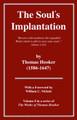 The Soul's Implantation (Hooker)