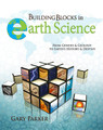 Building Blocks in Earth Science: From Genesis and Geology to Earth's History & Destiny (Parker)