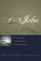 1-3 John: Reformed Expository Commentary (O'Donnell)