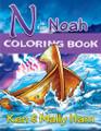 N is for Noah: Coloring Book (Ham)