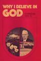 Why I Believe in God (Westminster Discount) (Van Til)