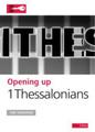 Opening up 1 Thessalonians (Shenton)