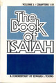 USED- The Book of Isaiah: 3 Volumes (Young) -USED