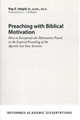 Preaching with Biblical Motivation (Heiple)