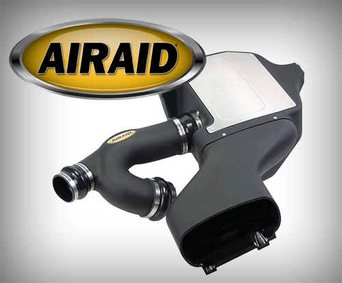 AIRAID 402-293 Ford F150 ( 2015) 5.0L Cold Air Intake Kit-Dry Black Filter