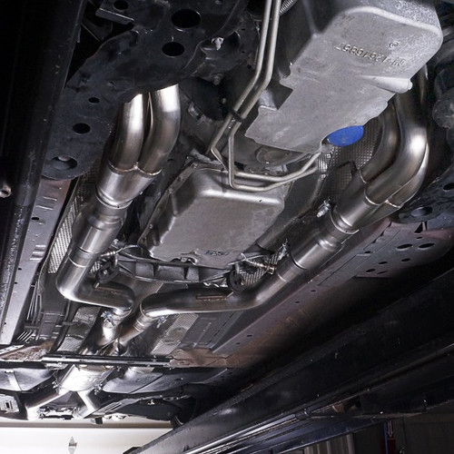 "G8 Pontiac | 6L, 6.2L |3"" Stainless Cat-Back (aggressive) Performance Exhaust System 