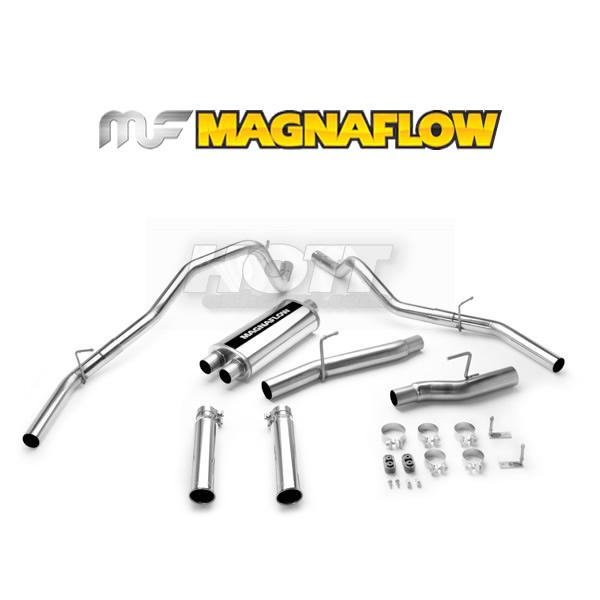 Magnaflow 16520 Ford F150 4 6l 5 4l Dual Rear Exit