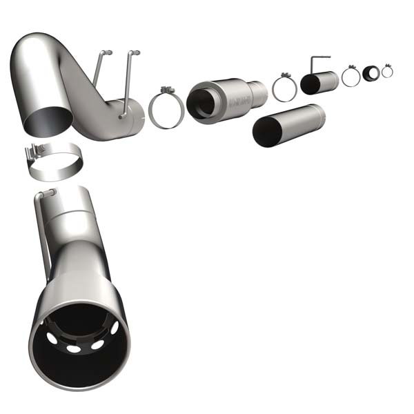6.4L Ford DPF Pack_2008-2010 F250-350 Diesel Complete Exhaust