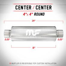 Magnaflow 10425_Stainless Resonator
