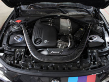 AFE 52-76305 BMW M3/M4 (F80/82/83) Performance Intake System (Dry, 3-Layer Filter/Oiled 5-Layer Filter)