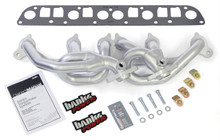 2000-2001 Jeep Cherokee 4.0L Stainless Steel Shorty Headers |  Banks 51306 | California EO D-161-78