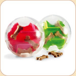 Orbee Treat Maze Ball Toy