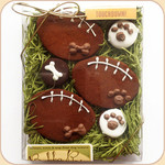 Boxed Football! Treats