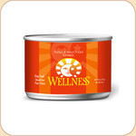Wellness Turkey Dog Can