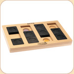 "Dog ""Dominos"" Wooden Treat Puzzle"