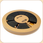 Dog &quot;Wheel&quot; Wooden Treat Puzzle