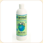 earthbath Green Tea Leaf Shampoo 16 oz.