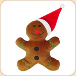 Santa Gingerbread Man