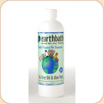 earthbath Tea Tree Oil &amp; Aloe Shampoo 16 oz.
