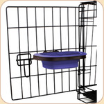 Pet Kennel Collapsible Bowl/ 2.5 cups
