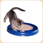 Kitty Turbo Scratcher with Ball