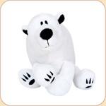 Fat & Happy Polar Bear