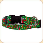 Holiday Stockings Collar