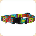 Holiday Retro Wrap Collar