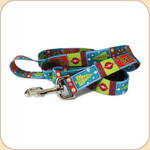 Holiday Retro Wrap Leash