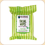 earthbath Facial Wipes
