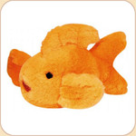Bubbly Goldfish Toy