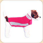 Thunder Shirt Pink Polo--Calming Wrap for Pet Anxiety