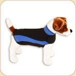 Thunder Shirt Blue Polo--Calming Wrap for Pet Anxiety