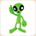 One Mighty Green Martian