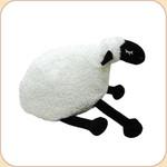 Fat & Happy Lamb--Big and Little
