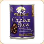 Wellness Chicken Stew Dog Can