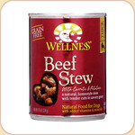 Wellness Beef Stew Dog Can