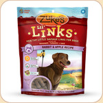 Zuke's Links--Rabbit & Apple