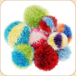 Ball with Squeaker--3 sizes