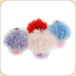 Cupcake Toy with Squeaker