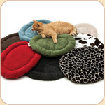 Oval Nature Nap Mat--Array of Colors